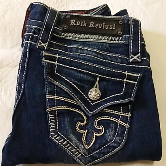 Rock Revival Denim - Rock Revival skinny jeans